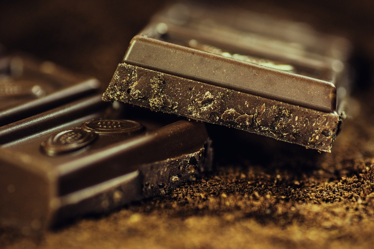 Cioccolato all'olio di oliva
