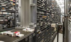 Robot farmacia ospedaliera Monselice