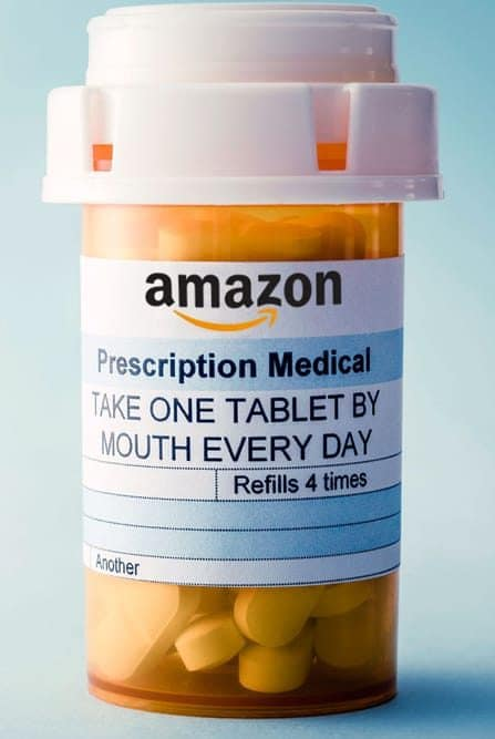 Amazon Pharmacy - vendite online farmaci da prescrizione