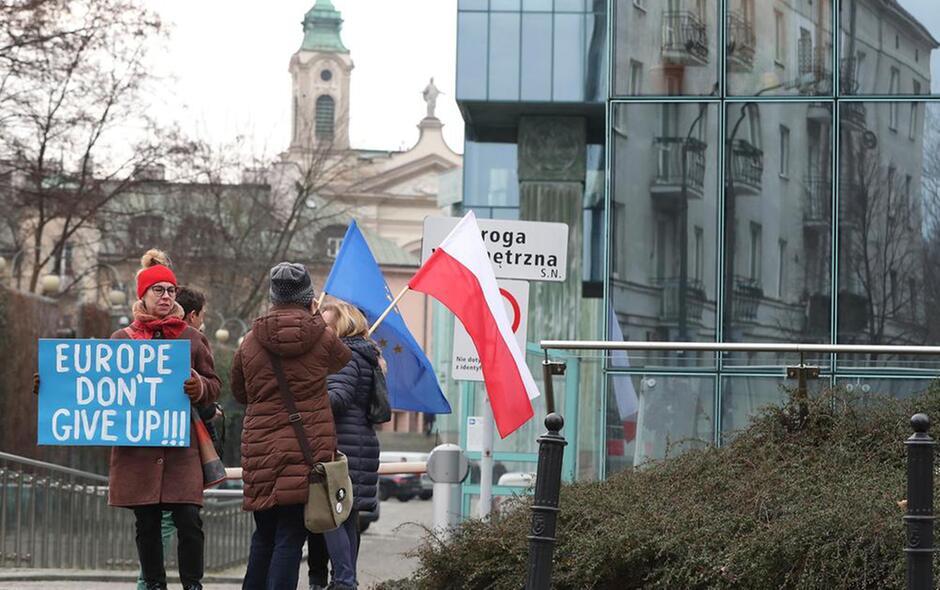 Polonia 2020 limitazione esercizio giustizia
