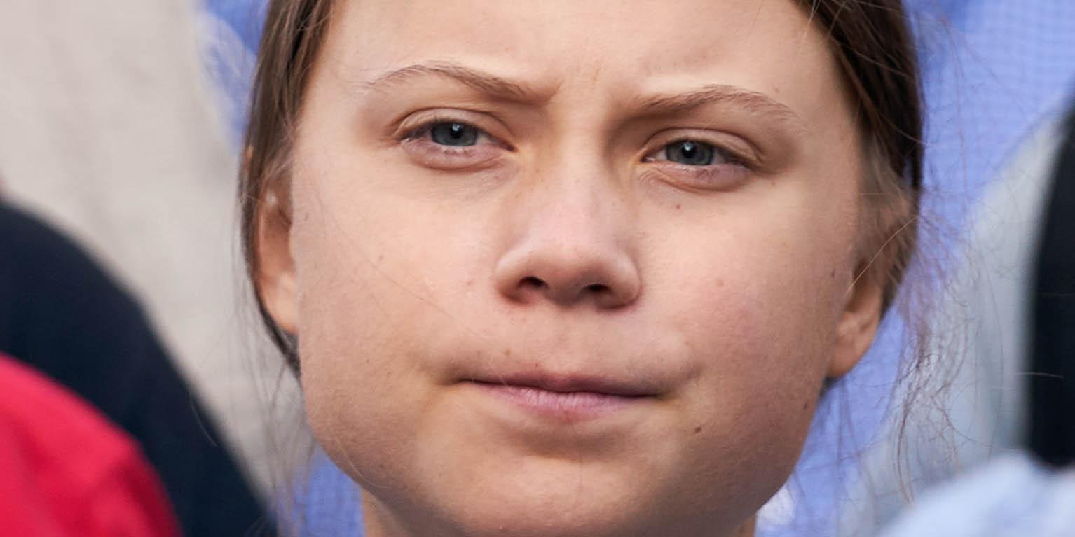 Greta Thunberg: avere la Sindrome di Asperger è come avere i superpoteri