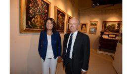 Paola Severino e marito Paolo Di Benedetto