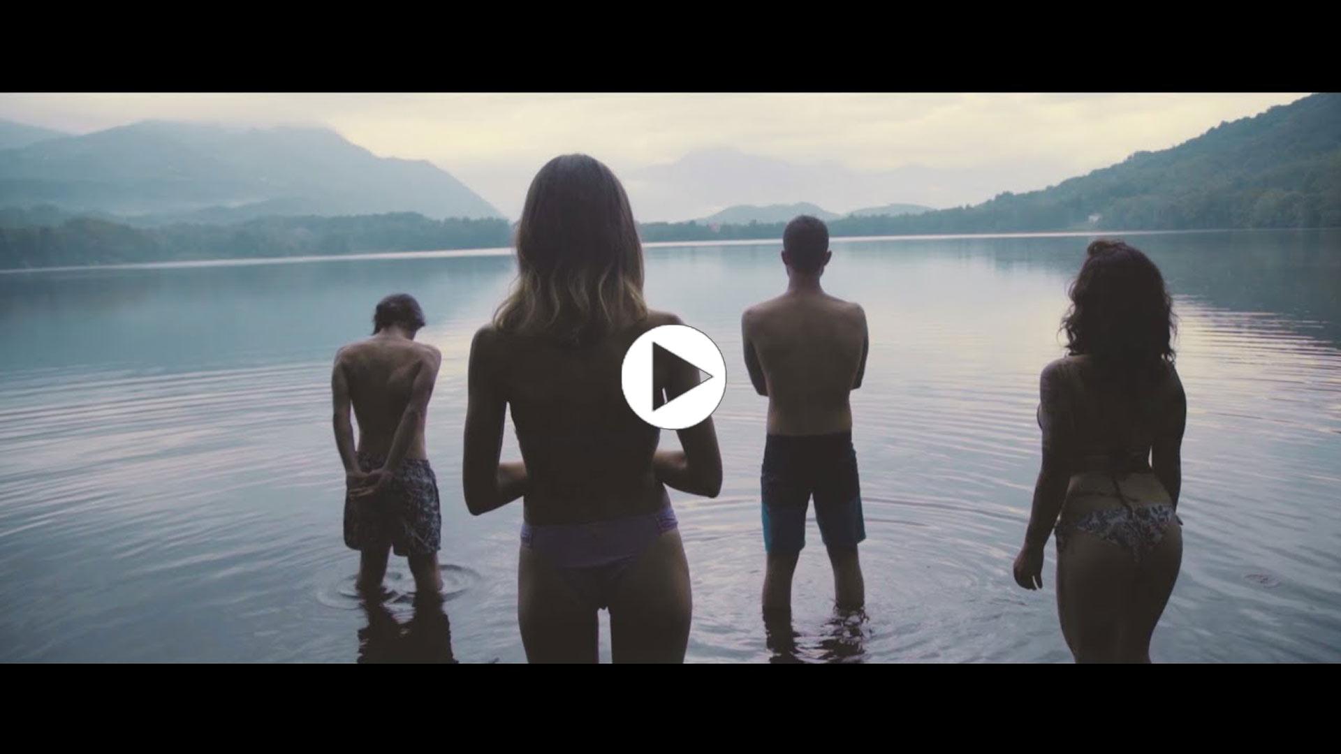 Gregoire Fratacci, in arte G-FRA - Andiamo Avanti Official Music Video