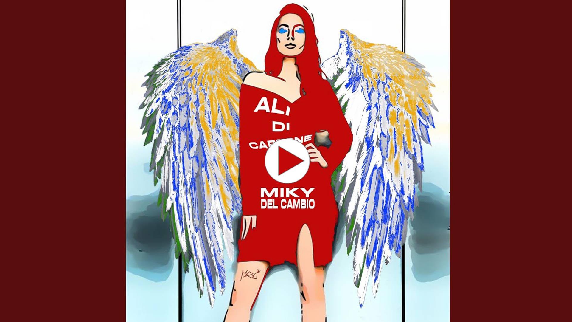 Ali di cartone - Miki Del Cambio - youtube