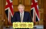 Boris Johnson non licenzia collaboratore che ha violato la quarantena anti covid-19